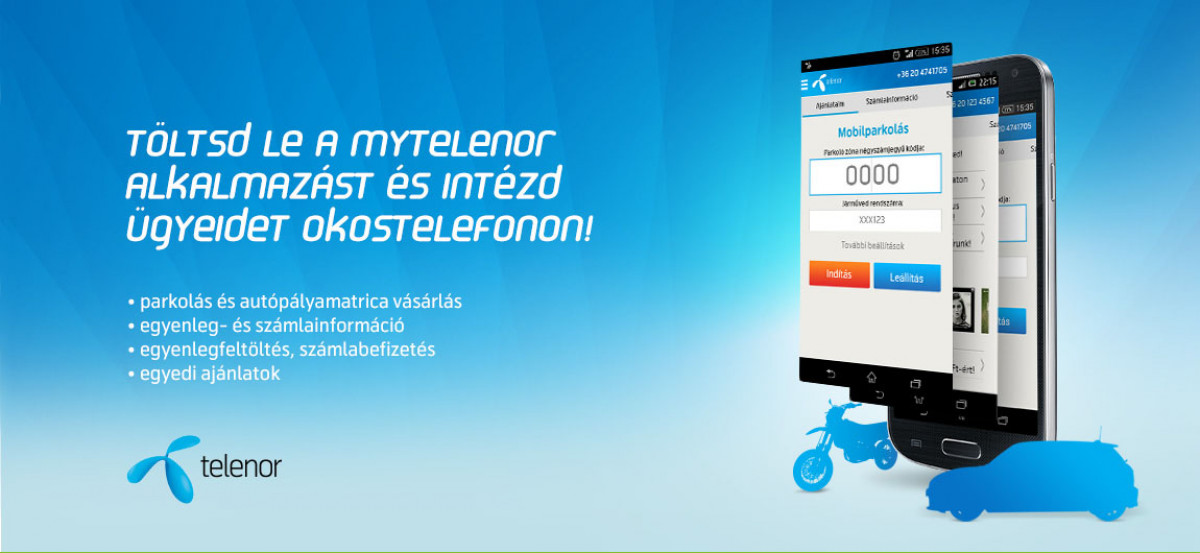 Telenor slider